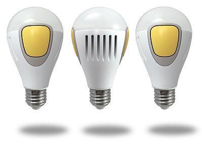 BeON smart light bulbs