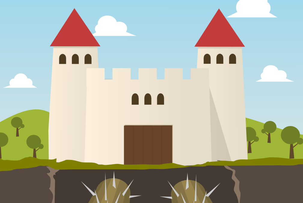 Go Medieval: 11 Booby Traps To Defend Your Castle