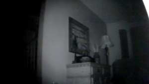 iSmartAlarm Keep Night Vision Snapshot