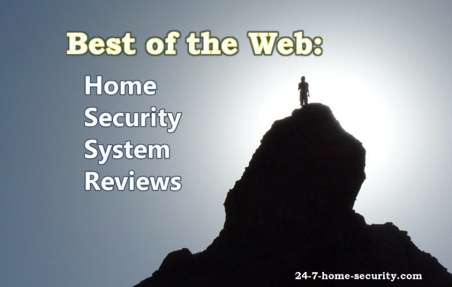 web home security system reviews in home security home security system