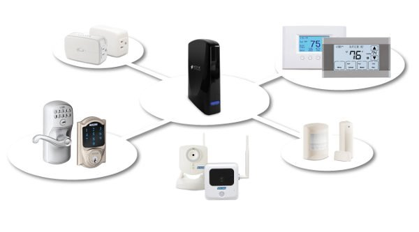 Nexia Home Security System