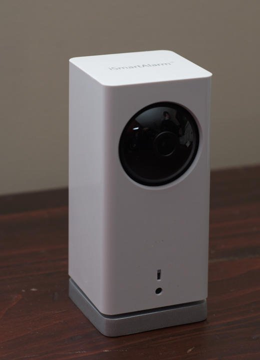 iSmartAlarm iCamera Keep Camera Review
