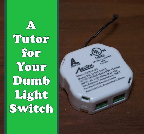 Aeotec Micro Smart Switch Review Turn Any Switch Into A