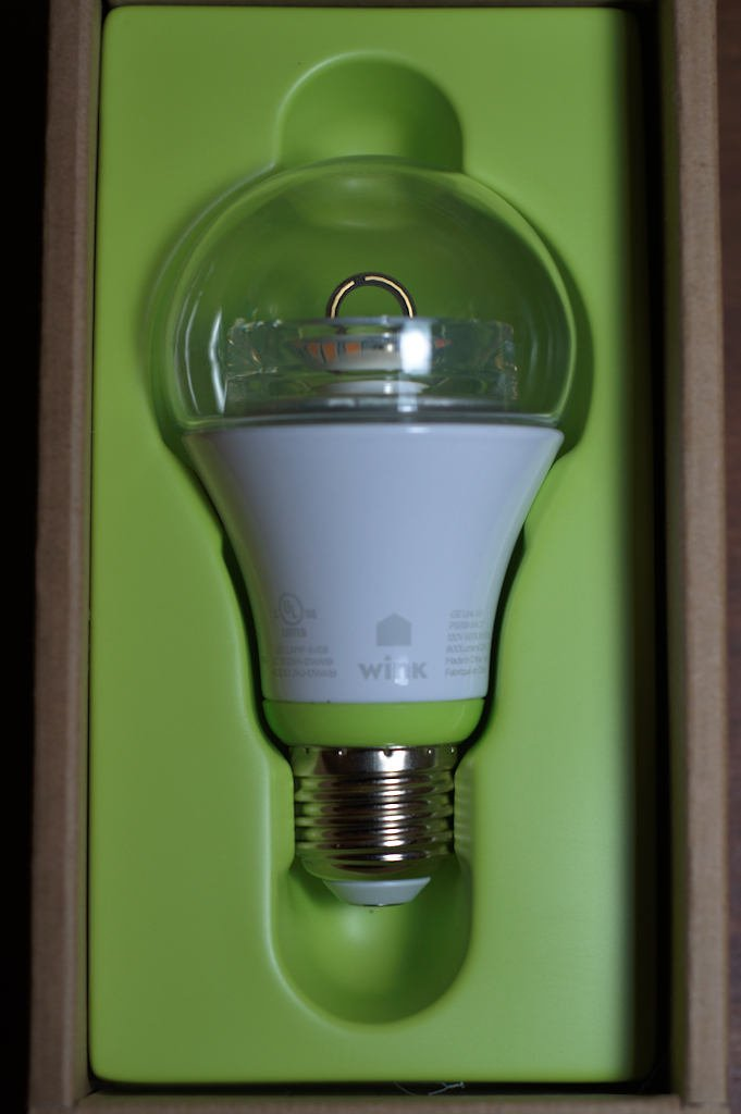 Ge Wink Smart Bulb 24 7 Home Security