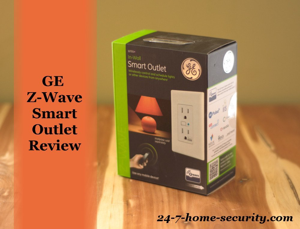 GE Z-Wave Smart Outlet Review feature