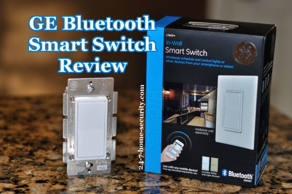 GE Bluetooth Light Switch Review: Look Mom, No Hubs! - 24/7 Home ...
