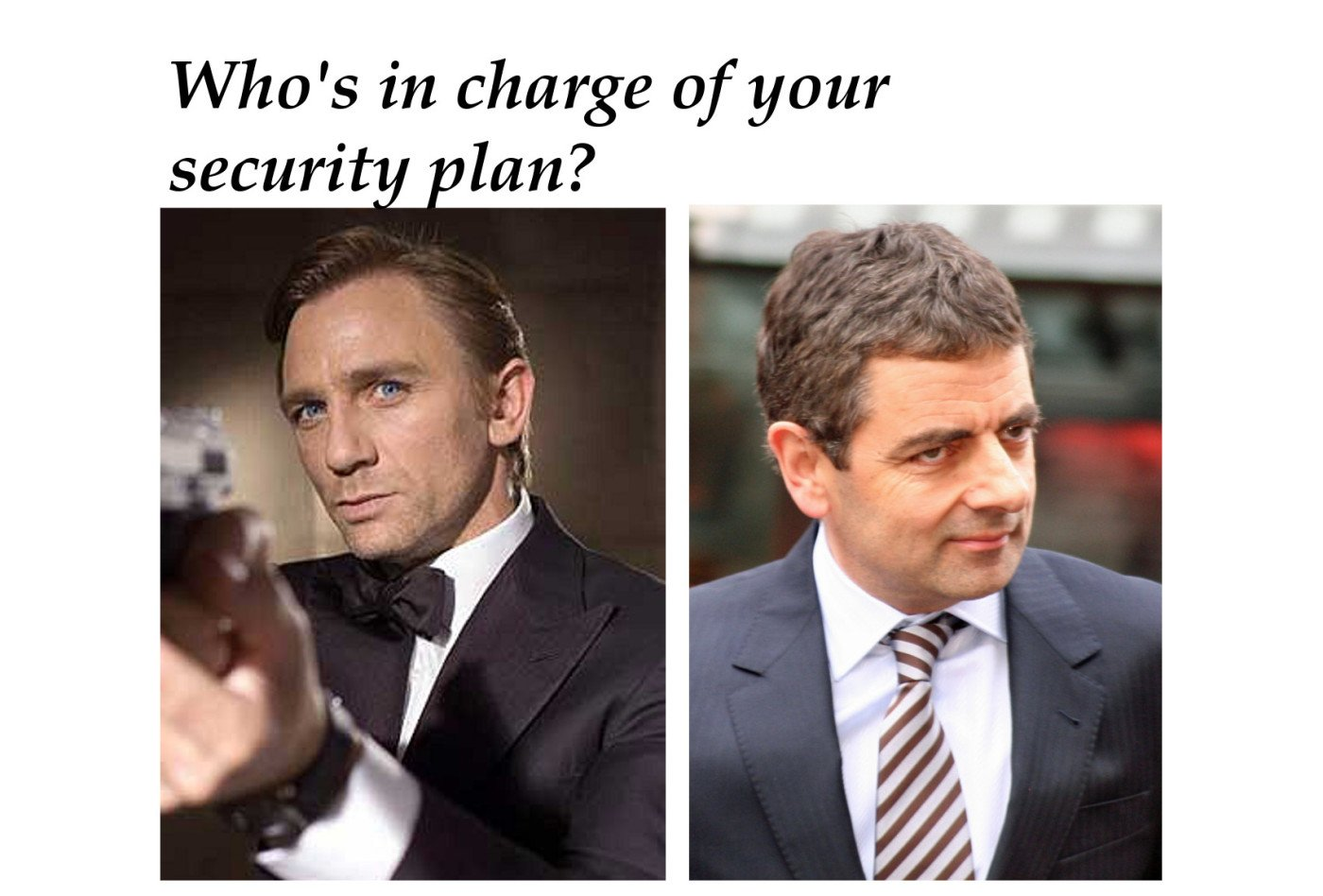 Security Plan Quiz