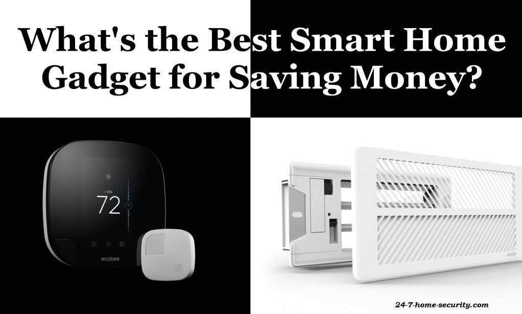 Best Smart Home Gadgets Save Money