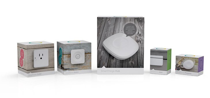SmartThings Review feature
