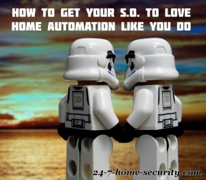 How to get your wife to love home automation like you do